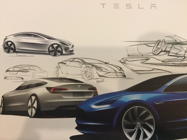 Model 3 Early Adopter Gift